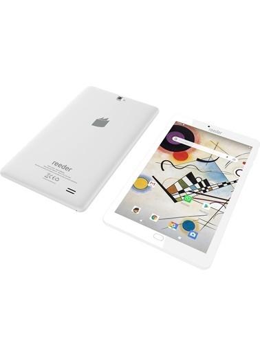 "Reeder M10S Plus  10.1"" IPS Whıte Tablet Beyaz"